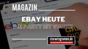 Read more about the article Ebay heute – die Party ist vorbei